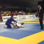Final do absoluto PAN AMS 2014 IBJJF