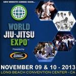 Primeiro dia da World Jiu-Jitsu Expo começou a todo vapor