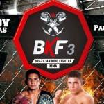 BKF 3 termina sem as principais lutas