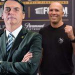 Royce Gracie declara apoio Bolsonaro